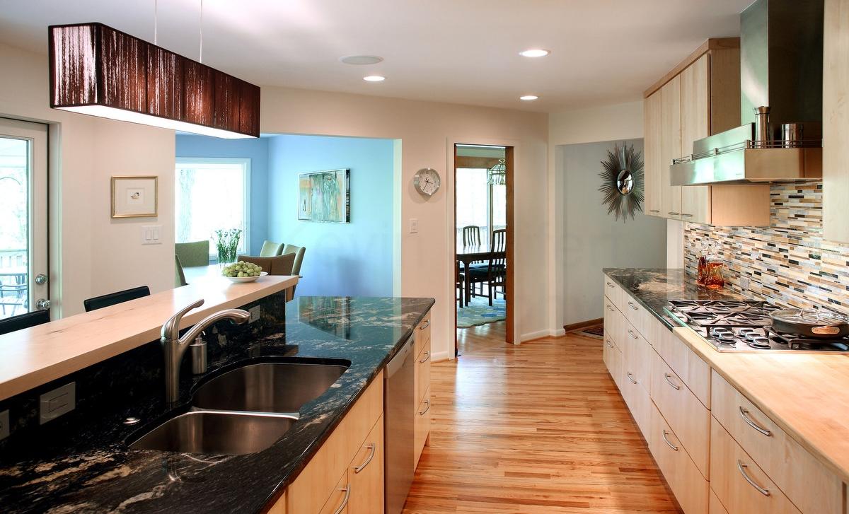 Pearl Arnold Designs Kitchen