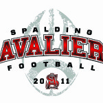 Spalding Cavaliers Football 2011 Logo - Sports Videographer