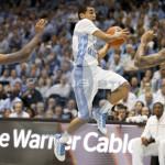 Miami @ UNC Men's ACC Basketball