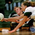 volleyball ohio university portfolio sports film action