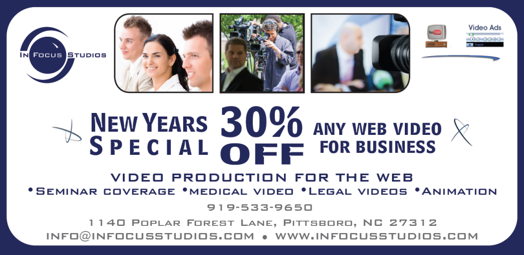 Get 30 Percent Off Any Web Video!